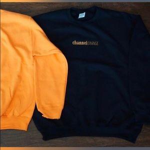 Channel Orange Crewneck